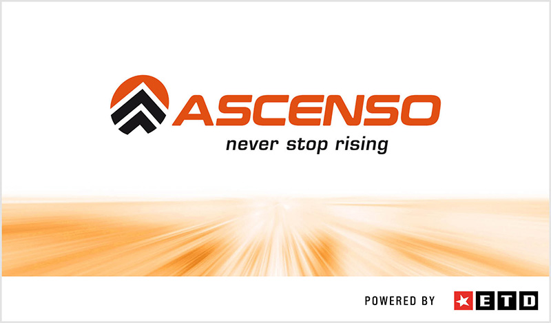 ETD Ascenso - never stop rising